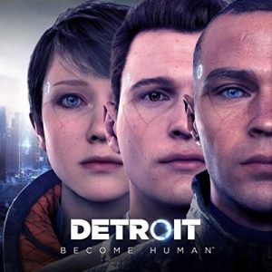 کتاب بازی detroit become human - آرت بوک detroit