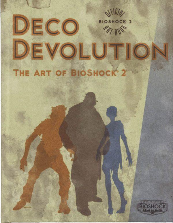 دانلود آرت بوک بایوشاک 2 - کتاب bioshock 2