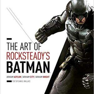 کتاب سه گانه ی Batman Arkham