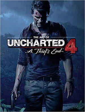 دانلود آرت بوک uncharted 4
