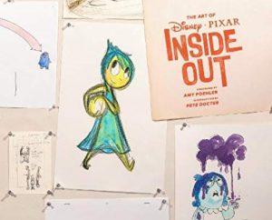 دانلود آرت بوک انیمیشن دانلود آرت بوک انیمیشن inside out
