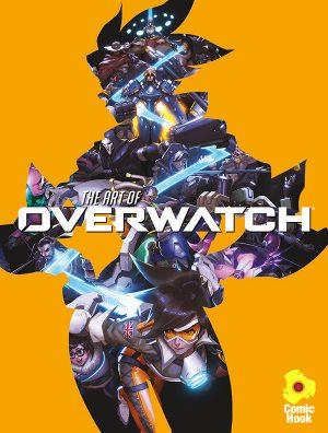 آرت بوک اورواچ - کتاب بازی overwatch : همه ی هنر بلیزارد