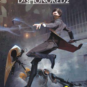 دانلود کتاب Dishonored 2 - آرت بوک بازی دیسانرد 2