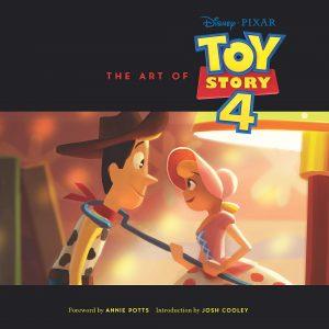 آرت بوک انیمیشن toy story 4