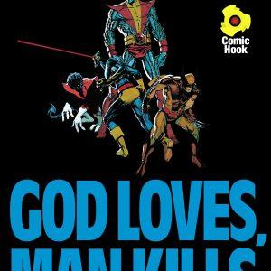 کمیک بوک های مارول دانلود کمیک X-Men: God Loves, Man Kills - مردان اکس : خداوند عشق می ورزد انسان میکشد