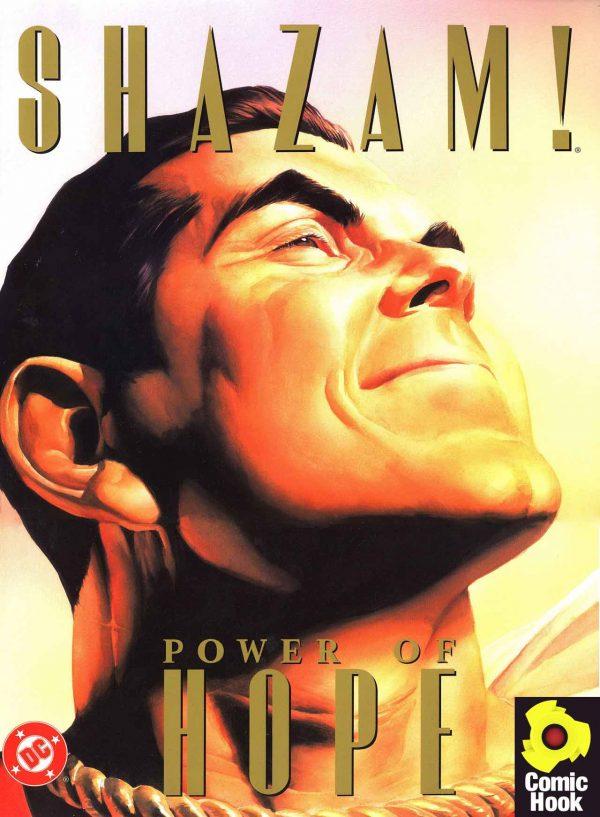 دانلود کمیک شزم : قدرت - کمیک shazam : power