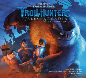 آرت بوک Trollhunters - کتاب شکارچیان ترول