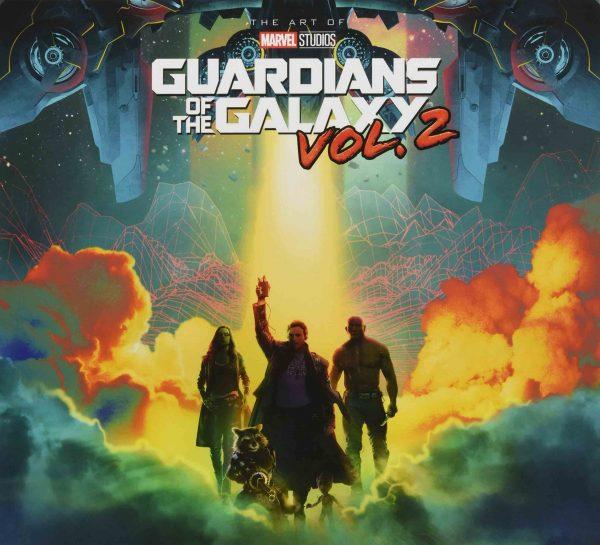 آرت بوک نگهبانان کهکشان 2 سینمای هندسی Galaxy