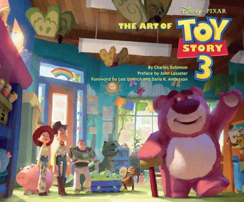کتاب داستان اسباب بازی 3