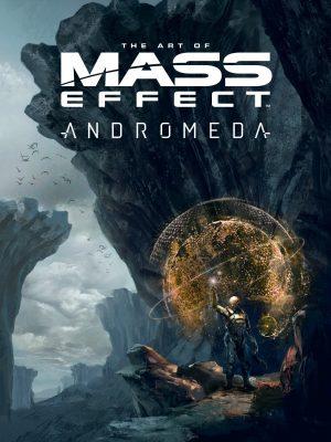 دانلود رایگان آرت بوک بازی Mass Effect: Andromeda