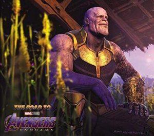 کتاب به سوی avengers endgame - آرت بوک تا انتقام جویان : بازی پایانی