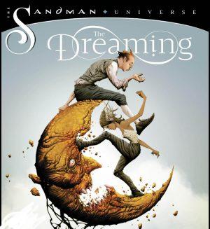 دانلود کمیک dreamers - کمیک رویاپردازان