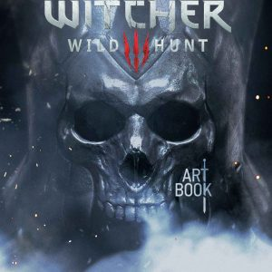 آرت بوک witcher wild hunt ( کتاب بازی witcher )