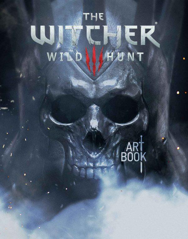 آرت بوک witcher wild hunt ( کتاب بازی witcher )