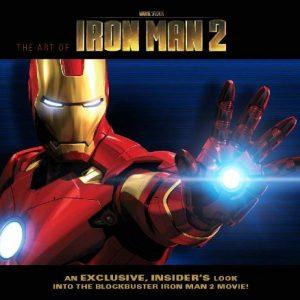 آرت بوک فیلم مرد آهنی 2 - کتاب فیلم iron man