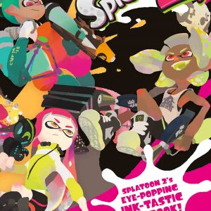 آرت بوک Splatoon 2 - کتاب بازی اسپلتون 2