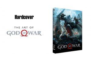 خرید آرت بوک فیزیکی خدای جنگ - کتاب God of war
