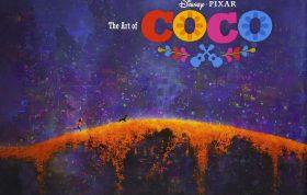 کتاب انیمیشن coco