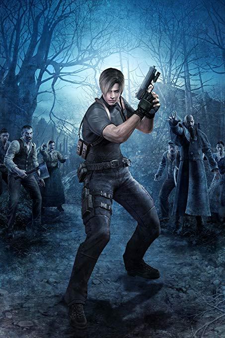 آرت بوک Resident evil 4 - کتاب بازی رزیدنت اویل ۴