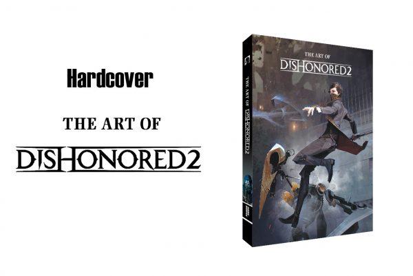 کتاب آرت بوک Dishonored 2