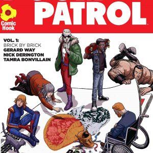 دانلود رایگان کمیک Doom patrol مجموعه اول