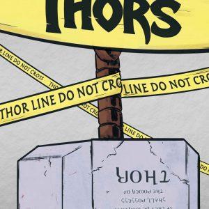 دانلود رایگان کمیک Thors - کمیک ثور ها