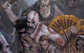 کمیک God of war به زودی منتشر میشود - منتظر کریتوس باشید