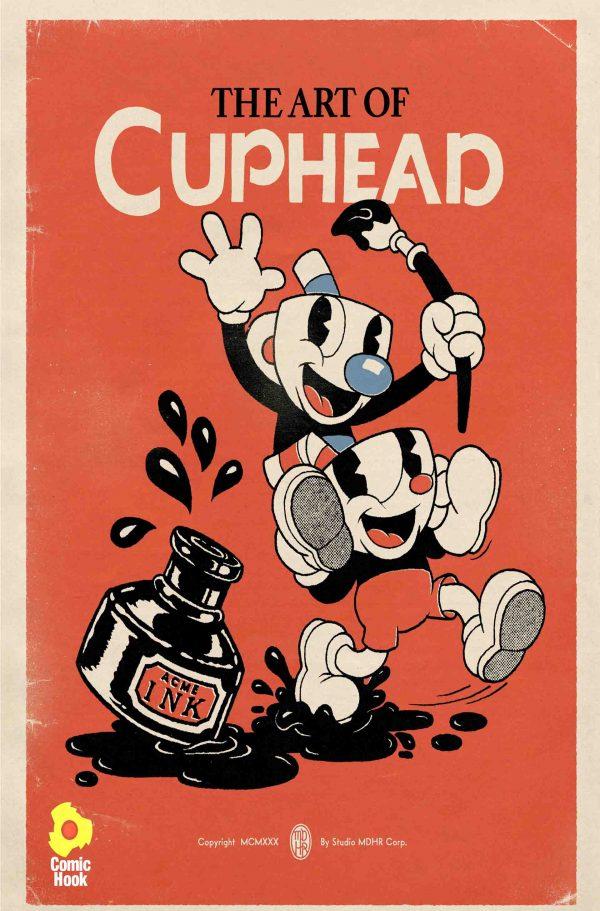 آرت بوک CupHead