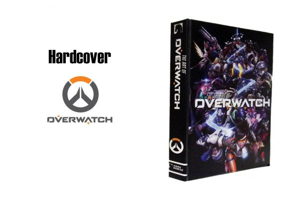 آرت بوک فیزیکی Overwatch - کتاب اورواچ