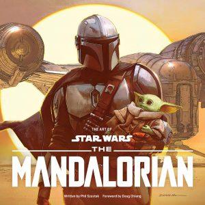 آرت بوک Mandalorian